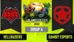Dota2 - HellRaisers vs. Gambit Esports - Game 3 - Group A - EU:CIS - ESL One Los Angeles