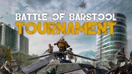 Battle of Barstool: Warzone Tournament