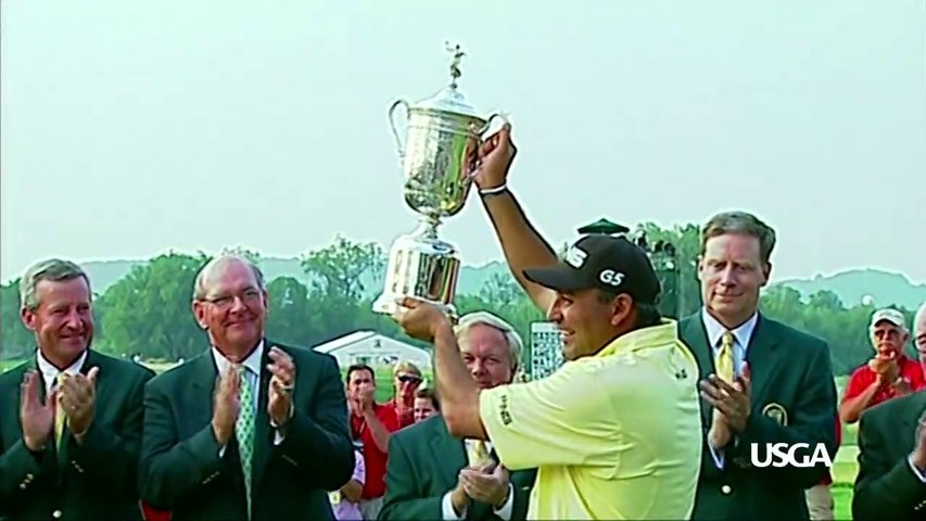 U.S. Open Rewind- 2007: Cabrera Powers Way to Title at Oakmont (Golf)