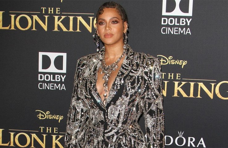 Beyonce says coronavirus is 'killing black people at an alarming rate'