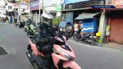 Manila Mayor's Shoutout