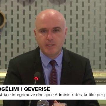 KTV - Zvogëlimi i Qeverisë