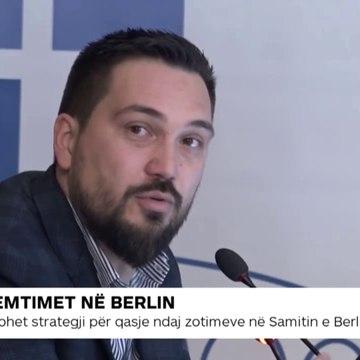 KTV - Premtimet ne Berlin