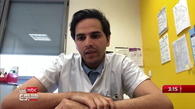 الطبيب السعودي عبدالرحمن البلوي من داخل أحد مستشفيات ديجون الفرنسية: الأطباء السعوديون يعملون في الصفوف الأولى في مستشفيات فرنسا..