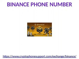 Issues in disabling the Binance account customer service number