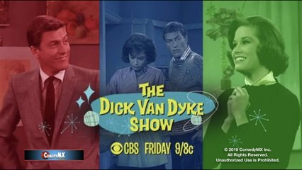 The Dick Van Dyke Show - Give Me  Me Walls