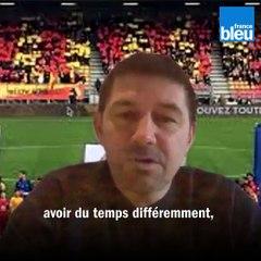 Cyrille Carrière, entraîneur adjoint de l'US Orléans Foot