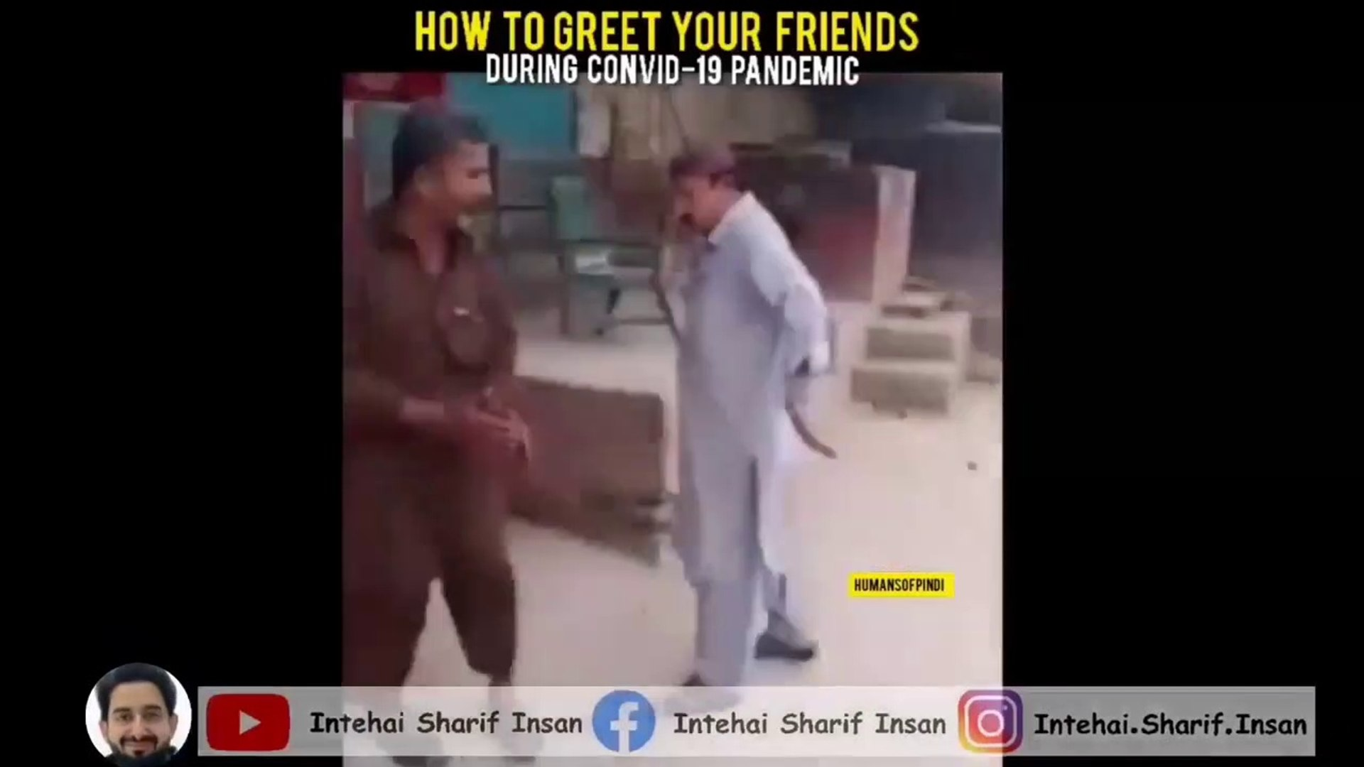 Corona ki Shan Funny & Serious Videos about Covid-19 | Corona Virus | Pindi Boys Behaviour on Co
