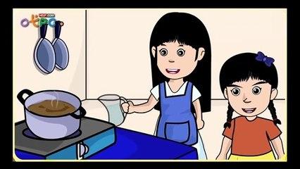 สื่อการเรียนการสอน ประเพณีและวัฒนธรรมในครอบครัว (ตอนที่ 2) ป.3 สังคมศึกษา