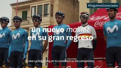Movistar Team, Alé, Telefónica to offer fan-designed jersey to coronavirus relief fund