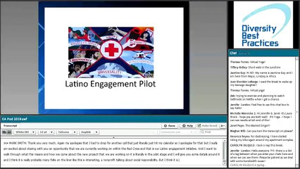 Next Practice Flash Talks: American Red Cross, Caesars Entertainment, and Sodexo