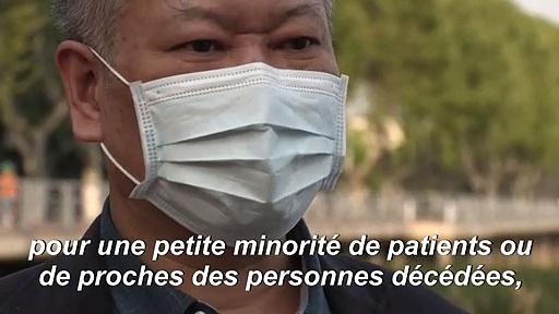 Coronavirus: un psychologue de Wuhan parle de la pression mentale du confinement