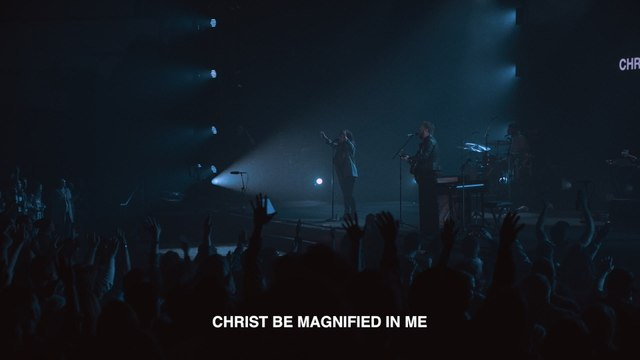 Cody Carnes - Christ Be Magnified