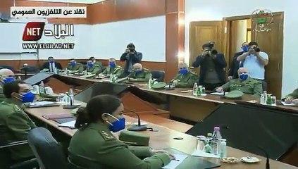 Said Chengriha installe le Général Abdelghani Rachdi à la tête de la Sécurité intérieure