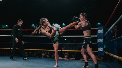 Kim Townsend vs Emma Ray Graham