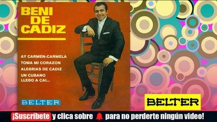 Beni de Cadiz - Ay Carmen Carmena (EP)