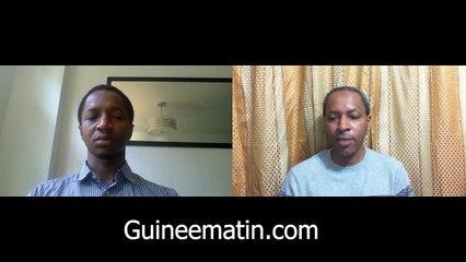 COVID19 : Guineematin.com invite pour vous Dr Alsény Baldé, médecin, épidémiologiste basé à New York