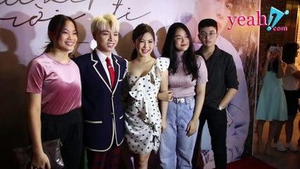 Đức Phúc, Erik, Hoà Minzy tụ họp trong buổi ra mắt MV Còn Yêu Ai Đâu Rời Đi - YEAH1 NEWS