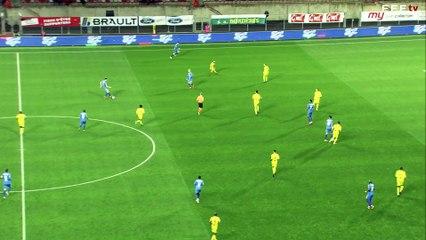 AS Béziers 1-2 USCL J23 National FFF 19/20