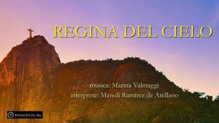 Manoli Ramírez de Arellano - REGINA DEL CIELO
