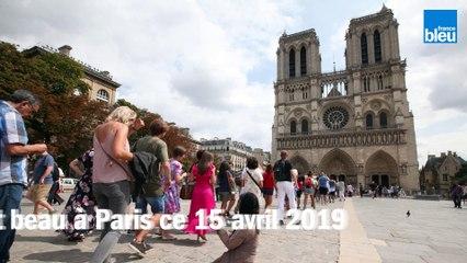 Incendie de Notre-Dame de Paris : souvenez-vous, c'était il y a un an