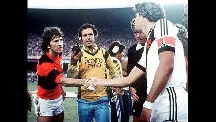Flamengo 2 x 1 Vasco - Estadual de 1981