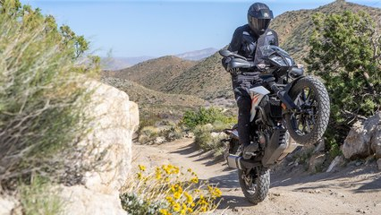 2020 KTM 390 Adventure Review | First Ride