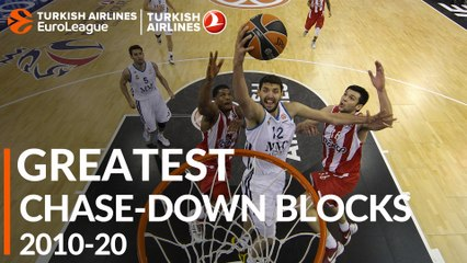 Greatest Plays 2010-20: Chase-Down Blocks