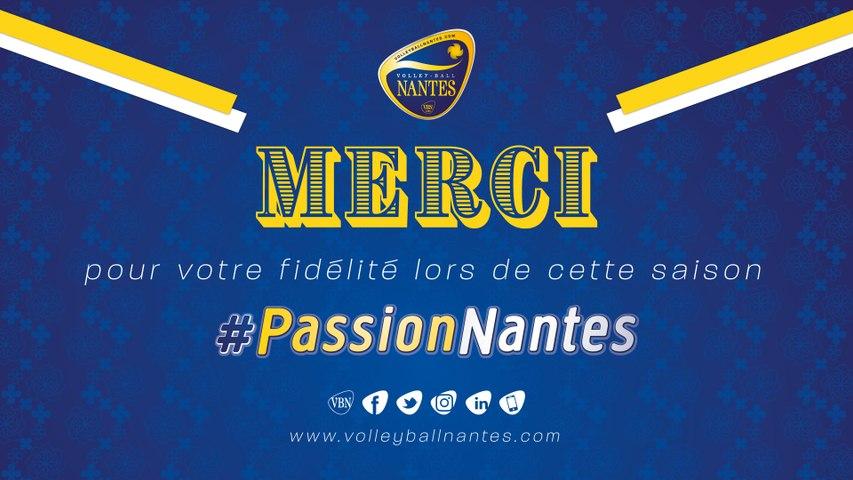 MERCI pour cette saison 2019-2020 #PassionNantes !