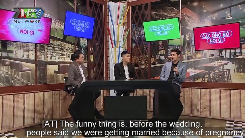 What The Fathers Say   Ep 11: Anh Tai gets teary and admits his fault upon wife's warning to leave