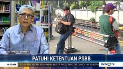 Patuhi Ketentuan PSBB (2)