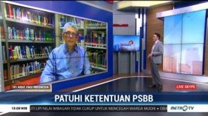 Patuhi Ketentuan PSBB (1)