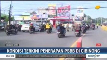 Kondisi Terkini Penerapan PSBB di Bogor