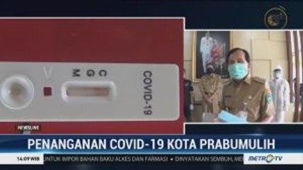 Percepat Penanganan Covid-19, Pemkot Prabumulih Beli 2.000 Alat Rapid Test
