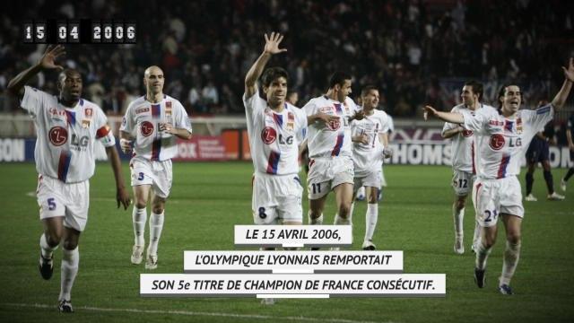 Ligue 1 - Il y a 14 ans, l'OL entrait dans l'histoire
