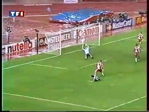 La magnifique volée de Del Piero contre Monaco en 1997