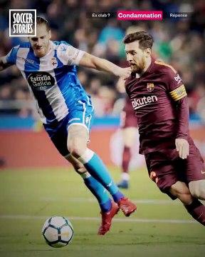 Le jour où Lionel Messi s'est excusé pour avoir marqué un but