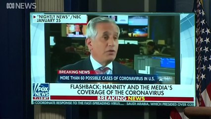 Donald Trump will not fire Dr Anthony Fauci over US coronavirus response comments _ ABC News