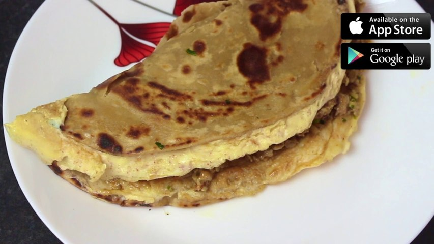 Special Anda Paratha Recipe By COOK WITH FAIZA