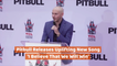 Pitbull Releases Song During Pandemic