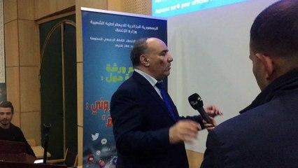 Larbi Ounoughi (Anep) : « Il n'y aura ni ministre ni général » pour avoir la pub