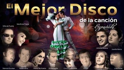 Varios - El mejor disco de la canción española