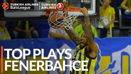Top Plays: Fenerbahce Beko Istanbul
