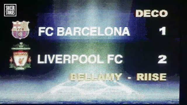 La première stratégie de Benitez qui a réussi à stopper Messi