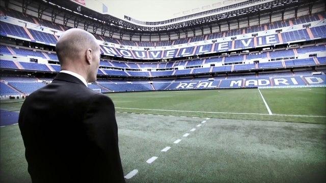 Zinédine Zidane : Nouvelle vie - Documentaire