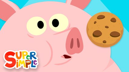 Who Took The Cookie? (Farm Animals Version) | Kids Songs | Super Simple Songs