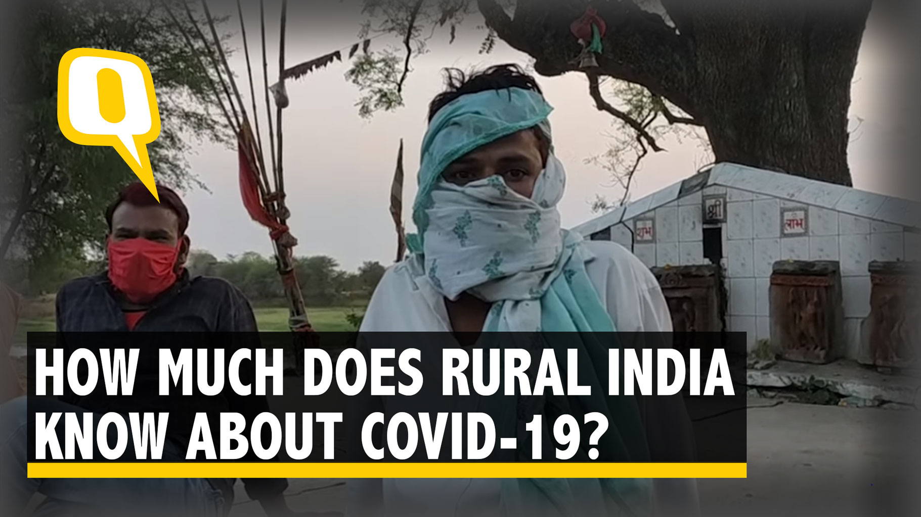 Is Rural India Aware About COVID-19, Its Symptoms & Precautions?