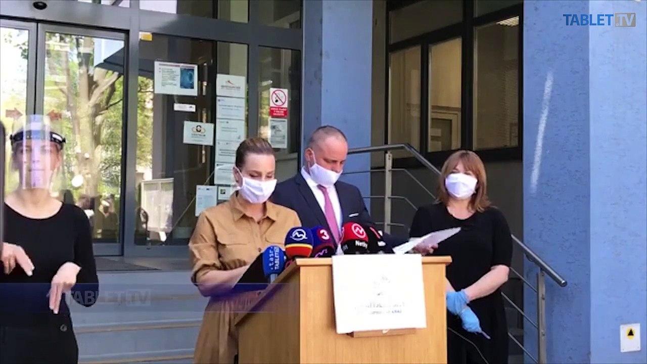 ZÁZNAM: TK predsedu BSK J. Drobu