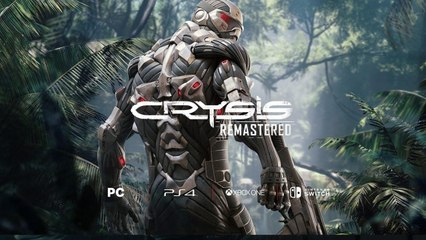 Crysis Remastered - Teaser trailer