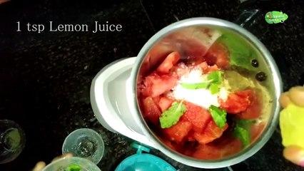 Watermelon Juice Recipe In Telugu | Puchakaya Juice | పుచ్చకాయ జ్యూస్ | Summer Special Drinks